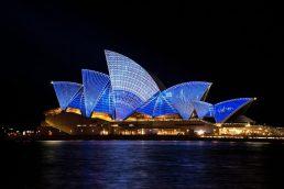 Ópera de Sydney, Austrália | Pixabay
