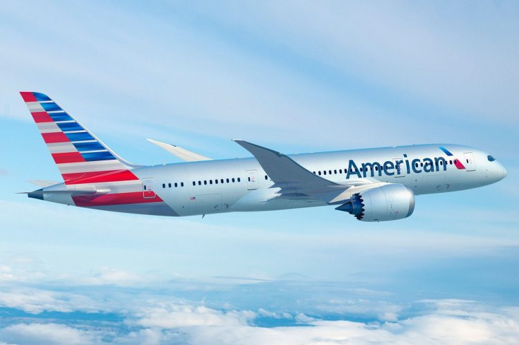American Airlines avião