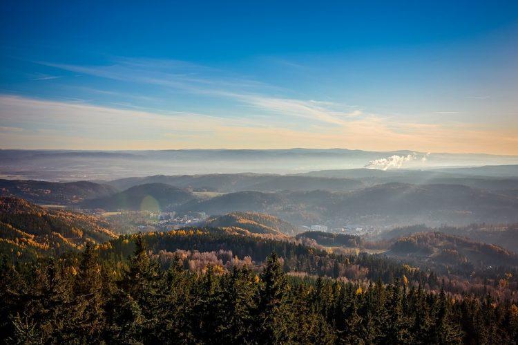destinos naturais para conhecer na República Checa