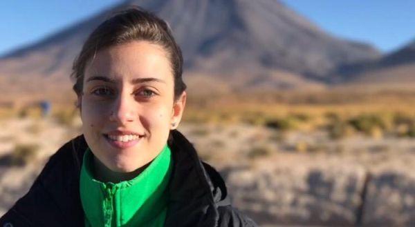 Marianna está na Itália desde o dia 30 de dezembro | Divulgação