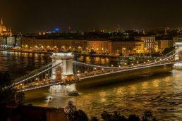 Chain Bridge, Hungria | Pixabay