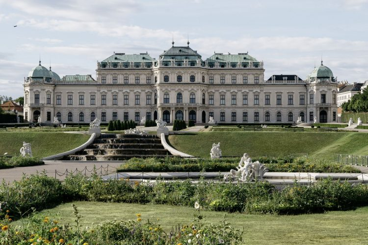 Capital da Áustria