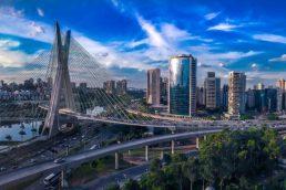 Brasil - 8,5 milhões km² | Pixabay
