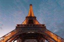 Torre Eiffel | Foto de Christian Burri no Unsplash