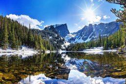 Parque Nacional das Montanhas Rochosas | Pixabay