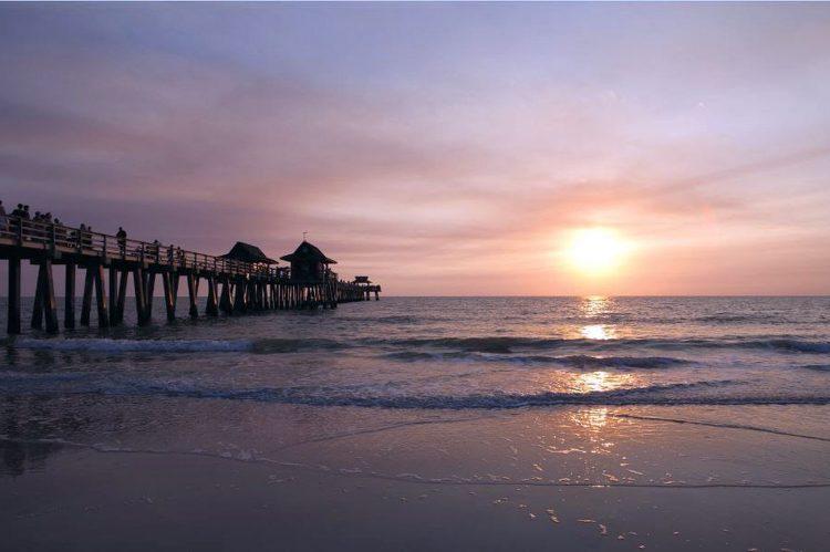 Pier na Flórida