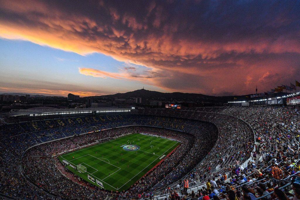 Camp Nou - Barcelona, Espanha | Pixabay