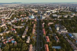 Ucrânia | Foto de Ivan Lyah no Unsplash