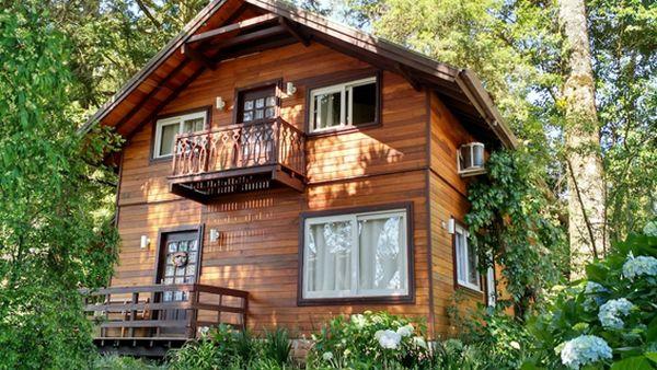 Casa está localizada no centro da cidade | Divulgação