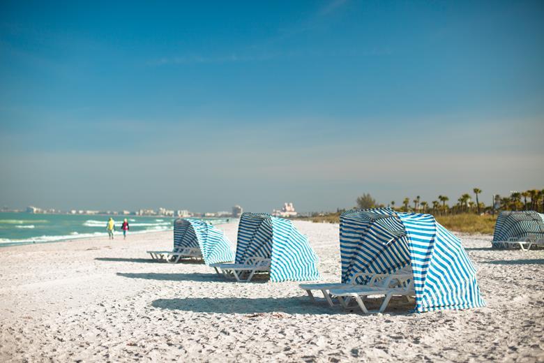 Praia Tampa Bay