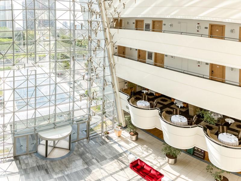Turismo Sustentável Metropolitan Hotels Ankara