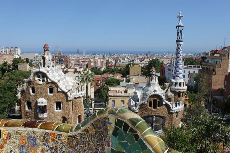atrações turísticas em Barcelona Parque Guell
