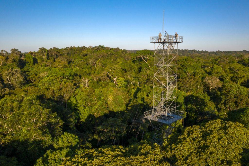 torres de observação