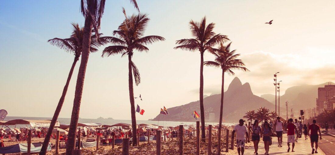 Destinos mais procurados pelos brasileiros