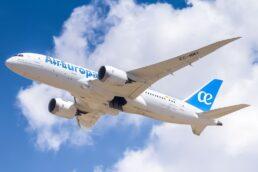 Air Europa vai retomar voos para os Estados Unidos