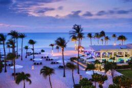 Melhores hotéis em Aruba