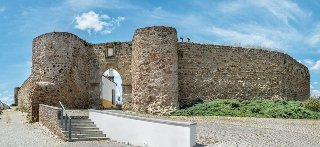 Redondo, no Alentejo, em Portugal