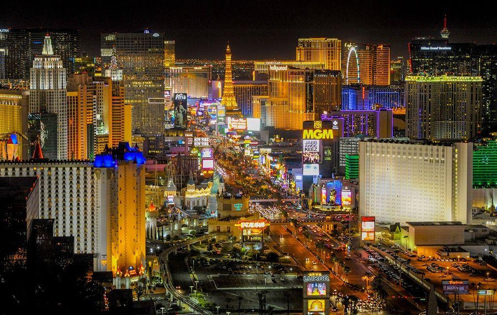 Descubra quais são os melhores hotéis em Las Vegas